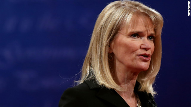 Who won Thursday's debate? Martha Raddatz