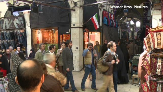"""Irán condena el Oscar de """"Argo"""" por ser una película """"antiiraní"""" y """"sin valor artístico"""""""