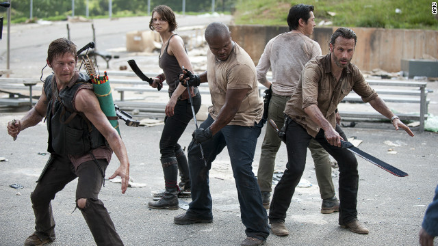 Things aren't what they seem on 'Walking Dead'