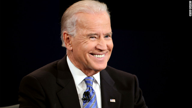 Joe Biden's expressions were a highlight of his debate with Paul Ryan on Thursday, says Dean Obeidallah.