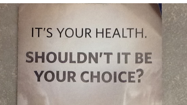 Romney mailer vows to protect health care 'choice'