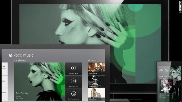 Rolling out this week, Xbox Music will offer streaming and downloads across virtually all Microsoft products as well as others.