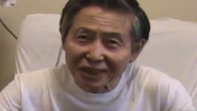 Familia de Fujimori dice que Humala les tendió una trampa con solicitud de indulto