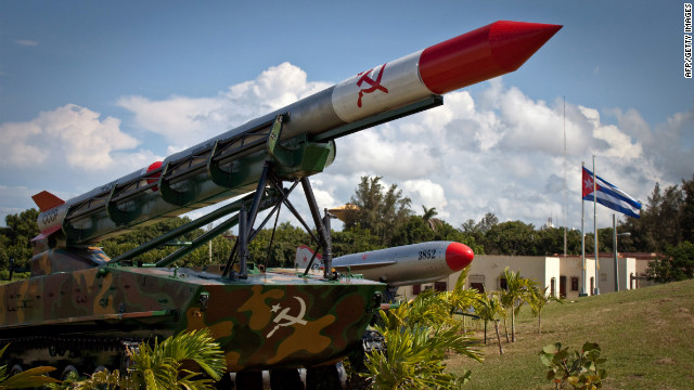 """En la """"zona cero"""" de la crisis de los misiles en Cuba, 50 años después"""