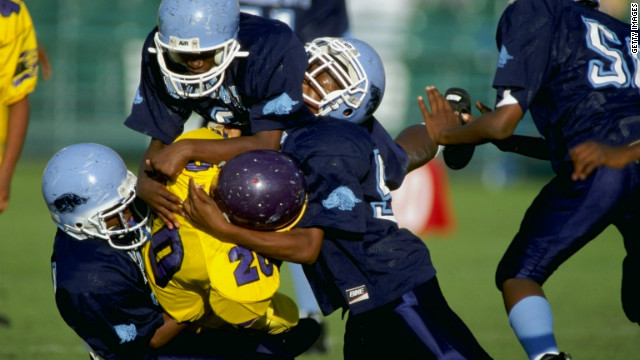 Concussion concerns may lead to fewer boys playing football