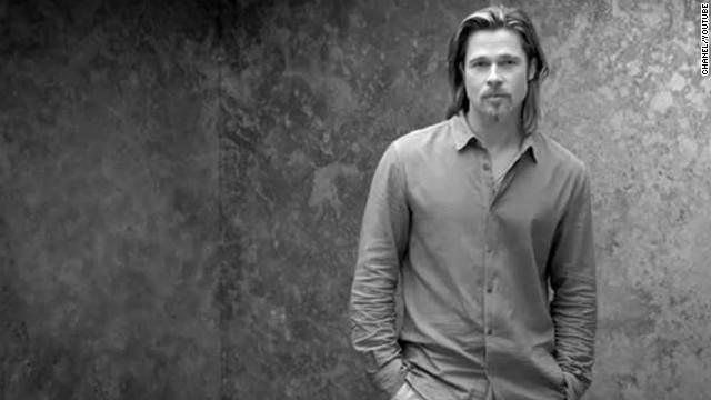 Brad Pitt, el primer hombre que promociona el perfume más femenino: Chanel No. 5