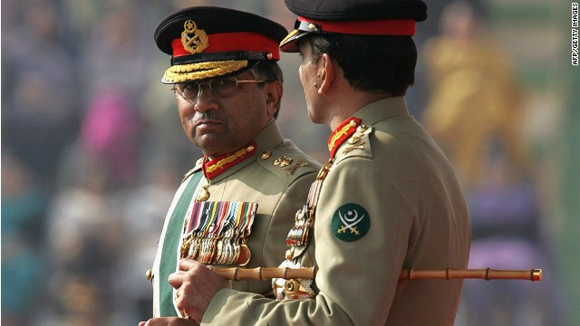 Ex-leader Musharraf sets return to Pakistan