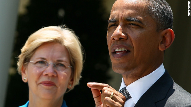 Obama backs Elizabeth Warren in Massachusetts