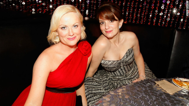 Amy Poehler, Tina Fey will host the Golden Globes