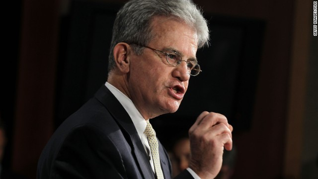 Coburn objects to 'cut and paste' job on DHS nominee's questionnaire
