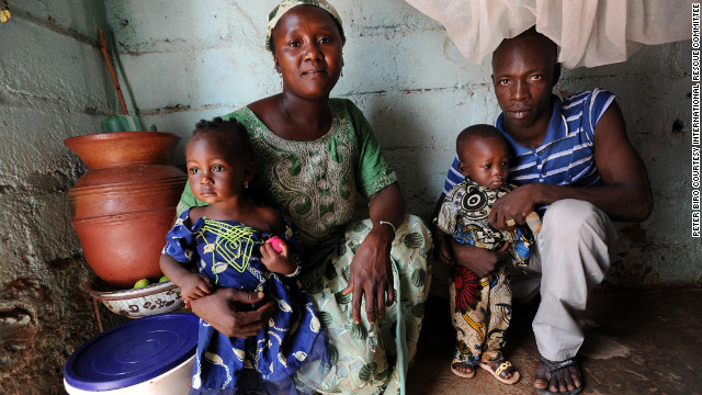 World Food Day: Bringing a child back from malnutrition