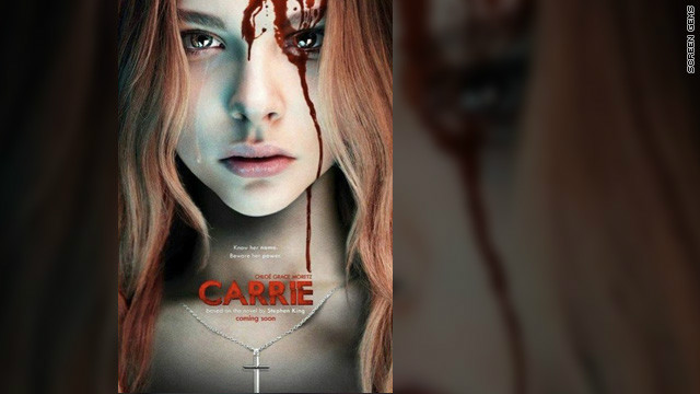 Watch: Chloë Moretz in 'Carrie' teaser