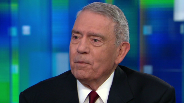 Tonight: Dan Rather's candor and rhetoric, Ken Hanson on buying George Zimmerman a gun