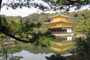 Pabellón de Oro, Kyoto