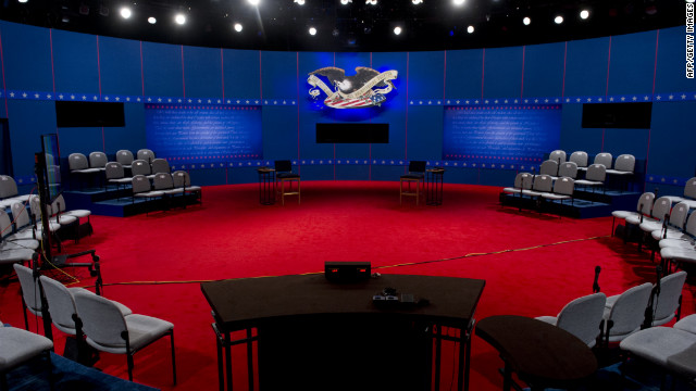 Live blog: Second presidential debate