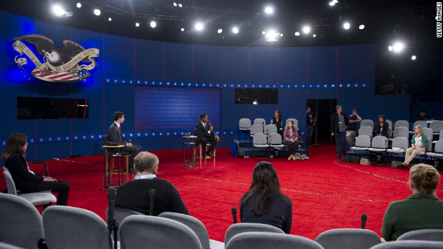 John King: Stakes enormous in second debate