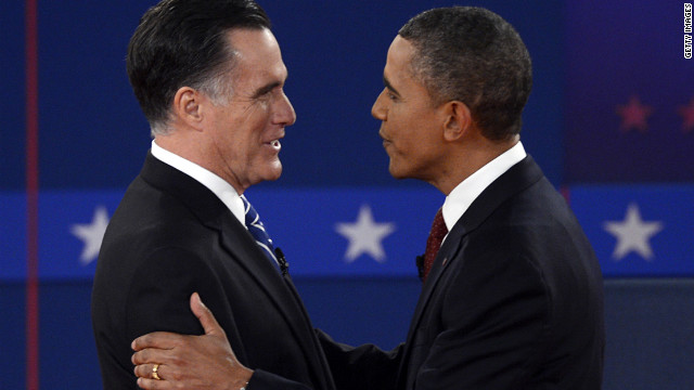 Transcript: Second presidential debate