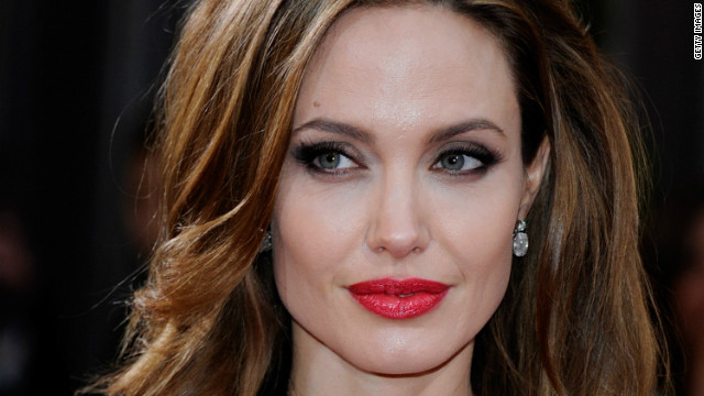 Hollywood reacciona ante la revelacin de mastectoma doble de Angelina Jolie
