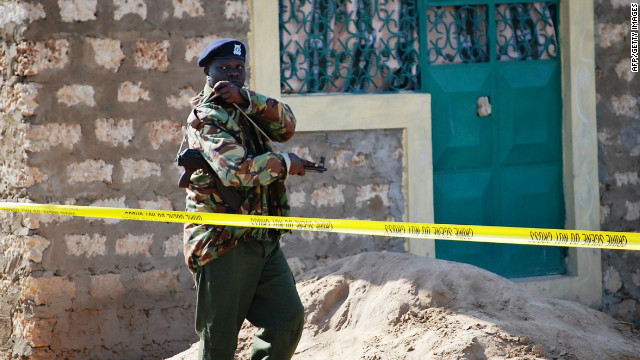 Raid, grenades, gunfire: Three dead in Kenyan tourist city