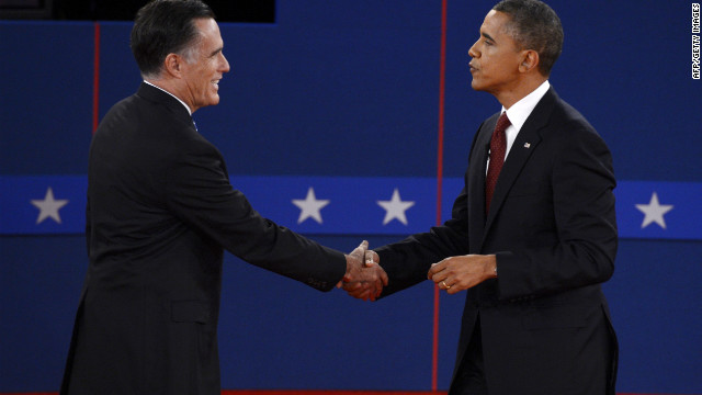 CNN Poll: Split decision on debate