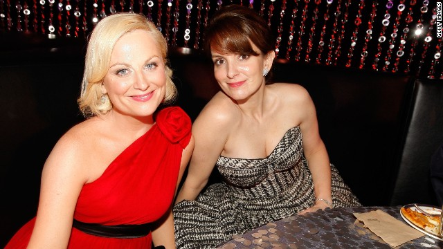 Tina Fey and Amy Poehler's Golden Globes drinking game