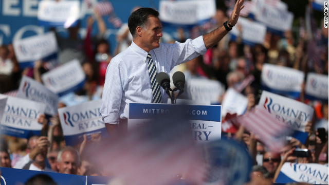 Poll: Romney makes gains in Wisconsin, Obama still slightly ahead