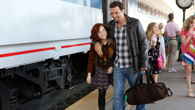 "<strong>""Suburgatory""</strong><strong>:</strong> Emily Kapnek's comedy about a city-smart teen adjusting to life in the suburbs with her single dad has ended with a three-season run on ABC."
