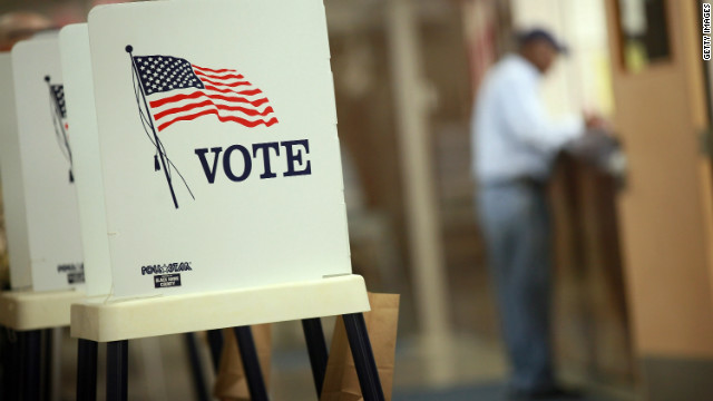 Your Take: Should we have polling places in churches?