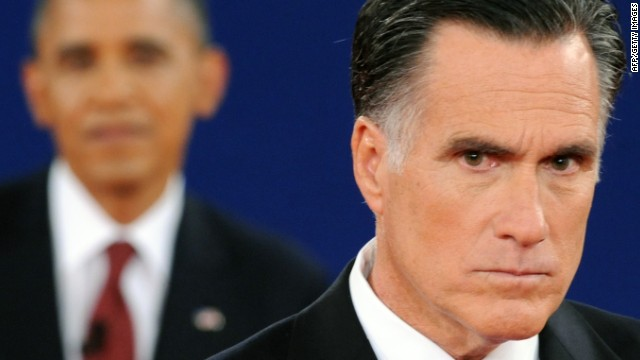 Mitt Romney's &quot;binders full of women&quot; phrase went viral. 