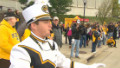 Meet a legally blind drum major