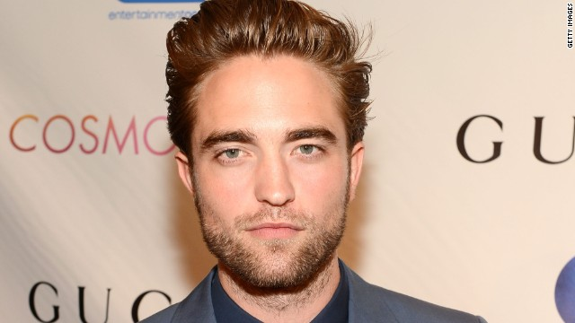 Robert Pattinson's rap name, and other news to note