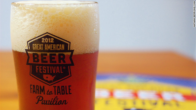 Berrong on Beer - The pursuit of hoppiness at the Great American Beer Festival