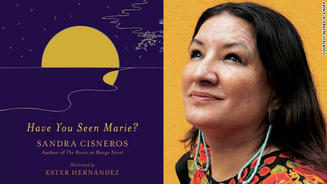 Sandra Cisneros: Ser hispano y no hablar español es como ser ciego