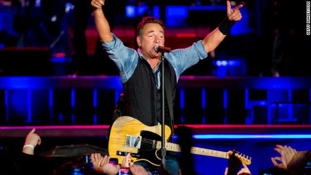 A star-studded lineup will perform at Madison Square Garden on Wednesday to raise funds for <a href='http://www.121212concert.org/' target='_blank'>Superstorm Sandy relief</a>. Bruce Springsteen, The Rolling Stones, Eric Clapton and Alicia Keys are some of the artists slated to take the stage.