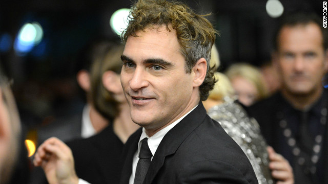 Joaquin Phoenix on 'the worst-tasting carrot'