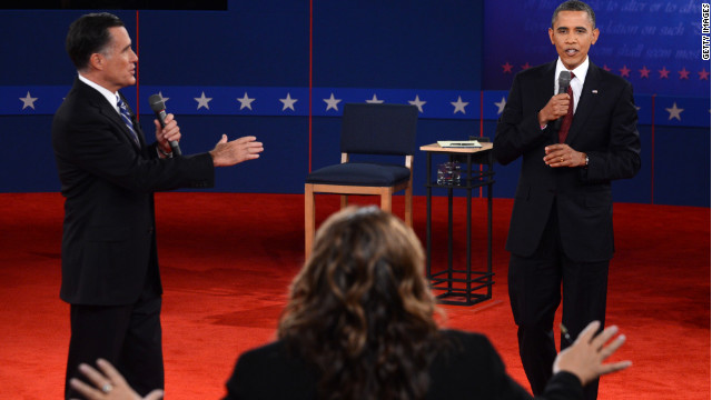 CNN's GUT CHECK for October 18, 2012