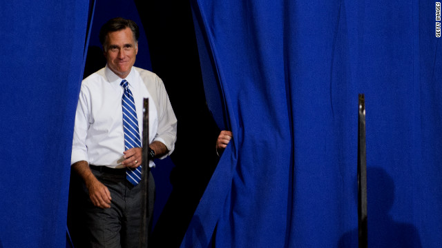 Romney campaign begins shifting out of North Carolina