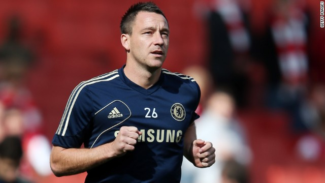 On Thursday, Chelsea captain John Terry opted not to appeal the English Football Association's verdict that he racially abused Queens Park Rangers defender Anton Ferdinand.