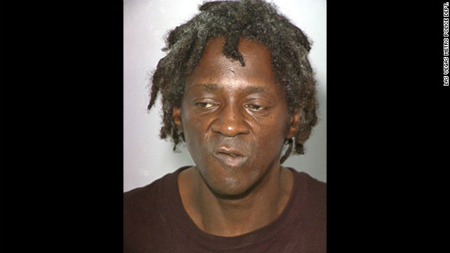 William J. Drayton, 53, also known as Flavor Flav, was arrested October 17, 2012 in Las Vegas and charged with assault with a deadly weapon and battery in a case involving his fiancee of eight years, police said.