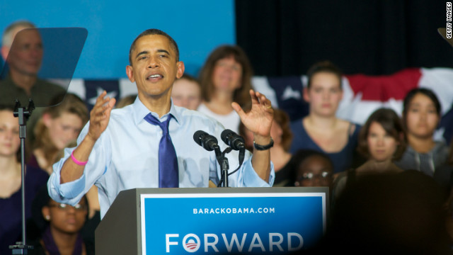Obama goes on the air in Minnesota countering Romney campaign move