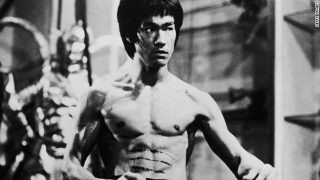 Actor and martial arts expert Bruce Lee was a big proponent of total fitness workouts that combined strength, cardiovascular, endurance and flexibility training. His methods are still used today in programs like P90X and Insanity. 