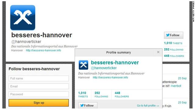Twitter restringe el contenido de una cuenta neonazi en Alemania