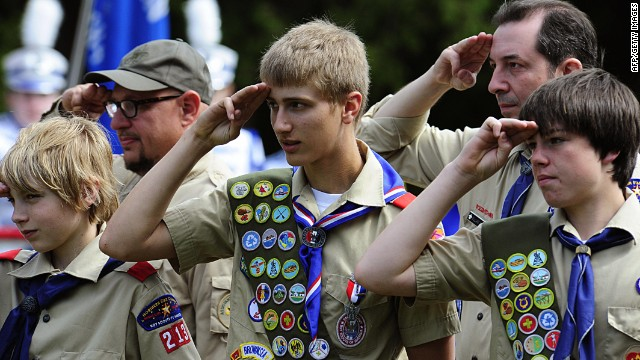 boy scouts of america gay survey