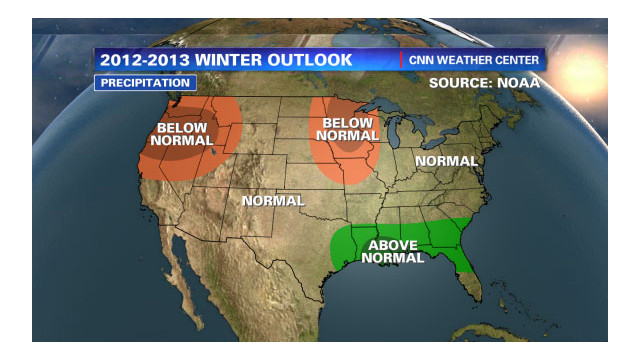 NOAA: Heat, drought will continue through winter