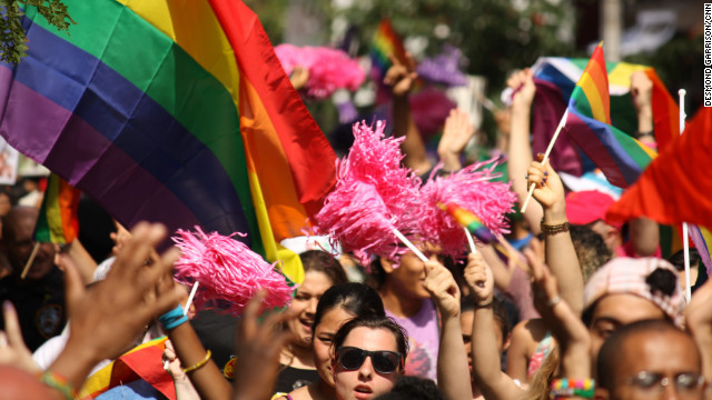 3.4% of Americans identify as LGBT