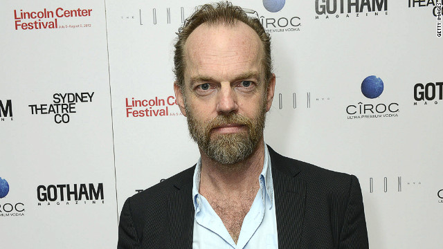 Hugo Weaving: 'Transformers' was 'meaningless'