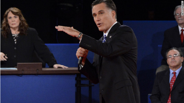 Jennifer Lawless and Kathleen Dolan question Romney's superficial answers to a question about women's economic equity.
