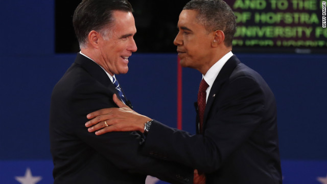 Poll of Polls: Dead heat for Obama, Romney