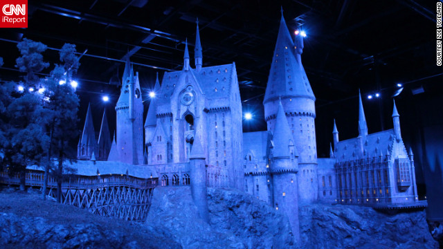 &lt;a href='http://www.wbstudiotour.co.uk/' target='_blank'&gt;The Warner Bros. Studio Tour London - The Making of Harry Potter&lt;/a&gt; offers fans a chance to explore the magic that has gone into making the films. And for iReporter Zoe Toseland, the experience was nothing short of magical. &quot;It was amazing seeing everything that had been on screen,&quot; she said.&lt;!-- --&gt;