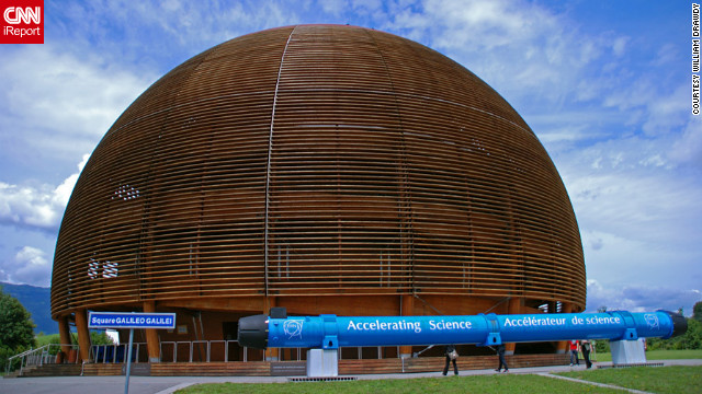 Physics lovers are making pilgrimages to <a href='http://public.web.cern.ch/public/' target='_blank'>CERN</a>, one of the world's most respected laboratories for scientific research. A fan of reading about science, iReporter William Joseph Drawdy has taken the trip to CERN four times and says he has learned something new each time.<!-- --> </br><a href='http://ireport.cnn.com/docs/DOC-841346' target='_blank'>Learn more about his CERN trip on iReport</a>.